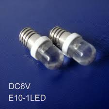 24vdc led indicator light high quality 6 3v e10 led indicator light 6v led e10 bulb e10