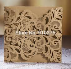 discount diy lace wedding invitation 2018 diy lace wedding