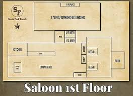 southfork the saloon