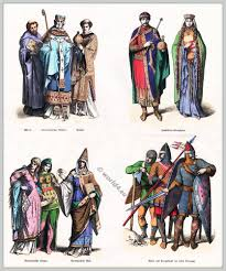 history of costumes from ancient until 19th c costume history