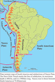 Map Of Tectonic Plates Class 5 Geology For Kayakers In The Shadow Of The Volcano