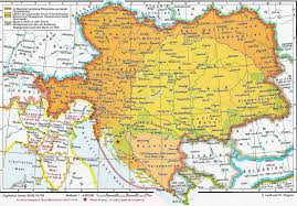 Austria World Map by Why Didn U0027t Austria Industrialize To The Extent Of Other Countries