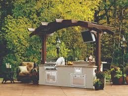 outdoor kitchen island steel frame kit modern kitchen furniture