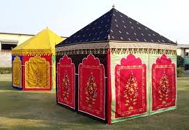 arabian tent growing craze of hookah bar in arabian tents indian tents
