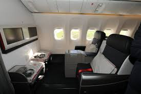 Turkish Air Comfort Class The 10 Best Business Class Airlines In The World Business Insider