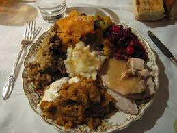 exle of healthy thanksgiving plate popsugar fitness
