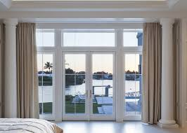 Patio Doors With Sidelights That Open Interior French Door 615 In X In Classic Clear Perimeter Vgroove