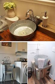 19 recycled projects to customize your small bathroom amazing