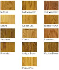 oak hardwood flooring stain colors flooring design