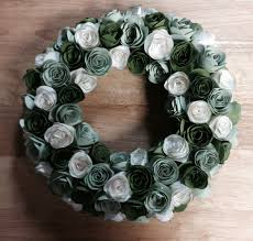 st patrick u0027s day wreath centerpiece
