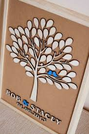 tree signing for wedding 3d wedding guest book alternative wedding tree wood guest book