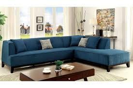 fabric sectional sofa furniture of america sofia ii sectional sofa cm6861tl oc