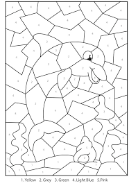 coloring pages color number pages printable printable color