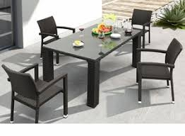 Modern Patio Dining Sets Modern Outdoor Furniture