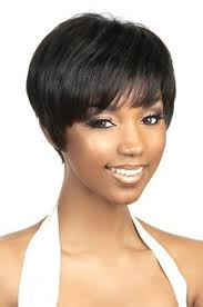 short hairstyle wigs for black women 76 best short wigs for black women images on pinterest short