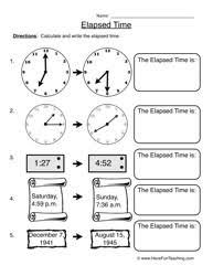 elapsed time worksheets 4th grade elapsed time telling time worksheet 3