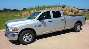 Dodge 3500 Pickup Truck - 29 991 silver 2011 dodge ram 3500 crew cab 79k cummins diesel
