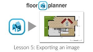 Floorplan Com by Floorplanner Basics 5 Export An Image Or Print Youtube