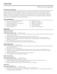 Logistics Jobs Resume Samples by Logistics Job Resume Resume For Your Job Application
