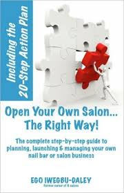 open your own salon the right way a step by step guide to