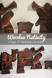 best 25 wooden nativity sets ideas on pinterest nativity scene