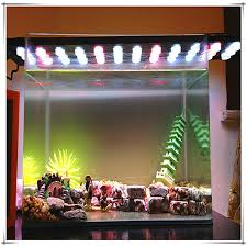 30 led aquarium light 16w 30cm high power led aquarium lights aquarium plants rod holder