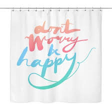 Shower Curtains With Quotes 14 Best Shower Curtain Quotes Images On Pinterest Lighting