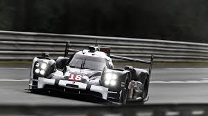 porsche 919 top view 2015 24 hours of le mans porsche 919 hybrid on top 2 4 hours