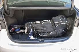 trunk space toyota corolla set of golf clubs fits in the trunk 2016 toyota mirai term