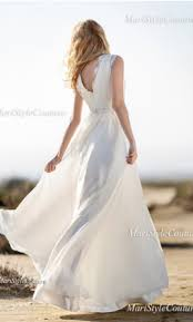 other bohemian wedding gown 550 size 8 new un altered