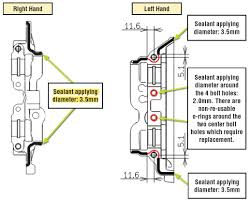 oil seepage diagnosis and repair procedures u2013 2012 2013 subaru