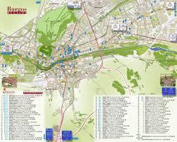 Burgos Spain Map by Mauritius Island Map 22482524 Aufe Us