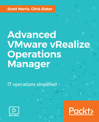 advanced vmware vrealize operations manager video packt books