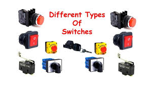 Modern Electrical Switches For Home Symbols Electrical Switches Types Electronic Switches Types