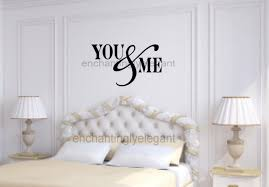 wall decals stickers home decor home furniture diy you me vinyl decal stickers words letters quote valentines love wall decor