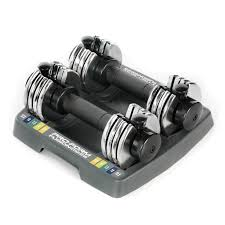 bowflex selecttech 552 adjustable dumbbell set 5 52 lbs hayneedle