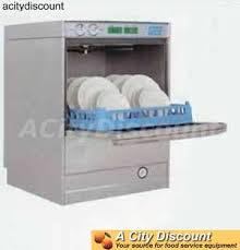 Under Counter Dishwashers Moyer Diebel 301ht High Temp Undercounter Dishwasher W Booster