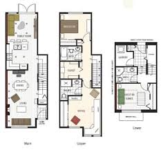 29 Best Townhouse Floor Plans Images On Pinterest Floor Plans Special Floor Plans
