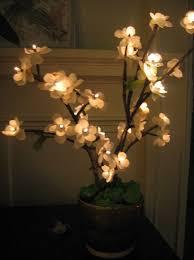 diy how to make cherry blossom led tree lights craft ideas