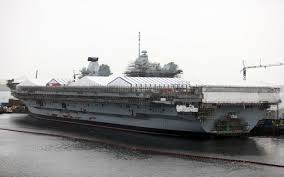 Queen Elizabeth Ii Ship by Britain U0027s Vast New Aircraft Carriers Will Make Enemies U0027think