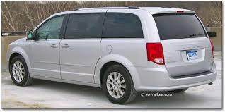 dodge car reviews 2011 dodge caravan minivan car review