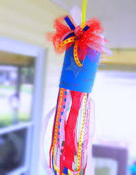 4th of july windsock kids craft bowdabra blog