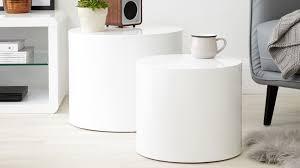 cheap white side table pebble high gloss side tables grey high gloss side table