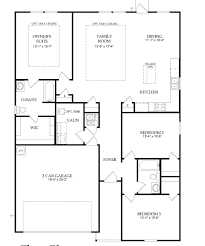 Home Floor Plans Texas rosemont new home plan fort worth tx centex home builders