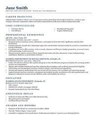 Best Objective Lines For Resume by Job Objective Statement Good Objectives For Resumes Jianbochen