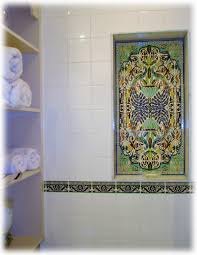 mosaic bathroom tiles ideas bathroom tile design ideas tile murals balian tile studio