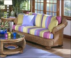 living room furniture classic rattan bassett coaster stanley