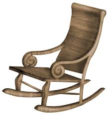 Old Rocking Chair Old Chair Clipart Clipartme