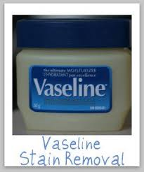 upholstery stain removal vaseline stain removal guide vaseline upholstery and household