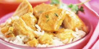cuisiner le riz basmati curry de poulet au riz basmati facile et pas cher recette sur